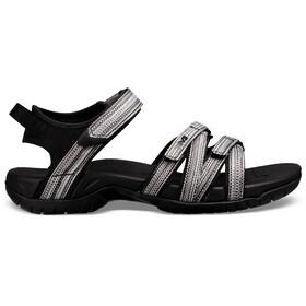Teva Tirra Sandals Dam black/white multi